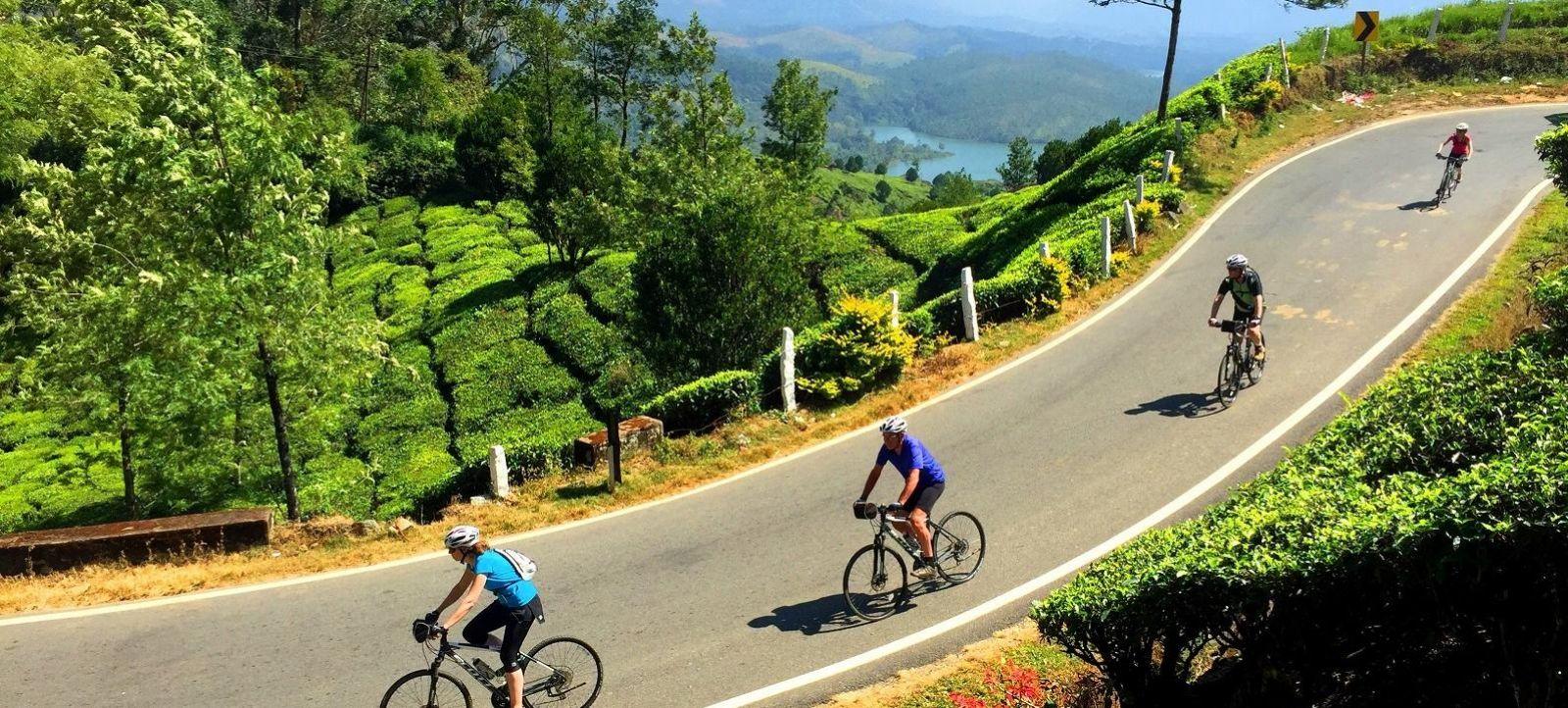 Cycling in Ella