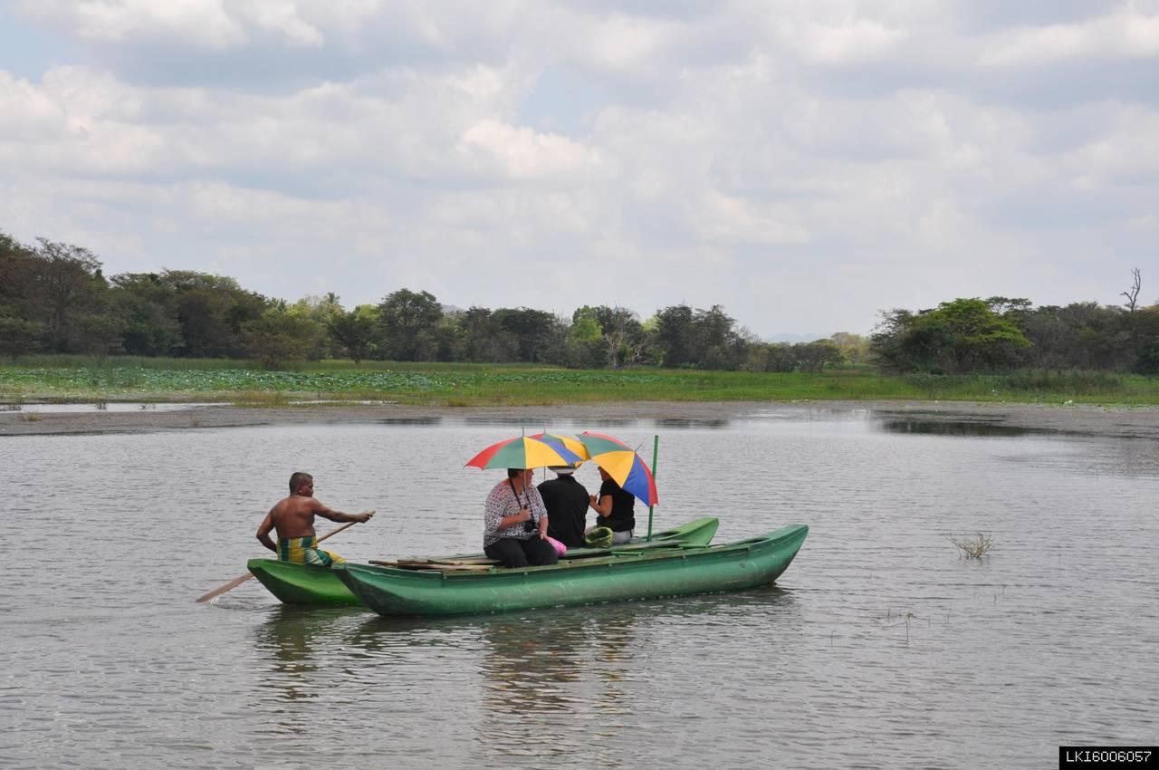 Inland Fishing in Polonnaruwa