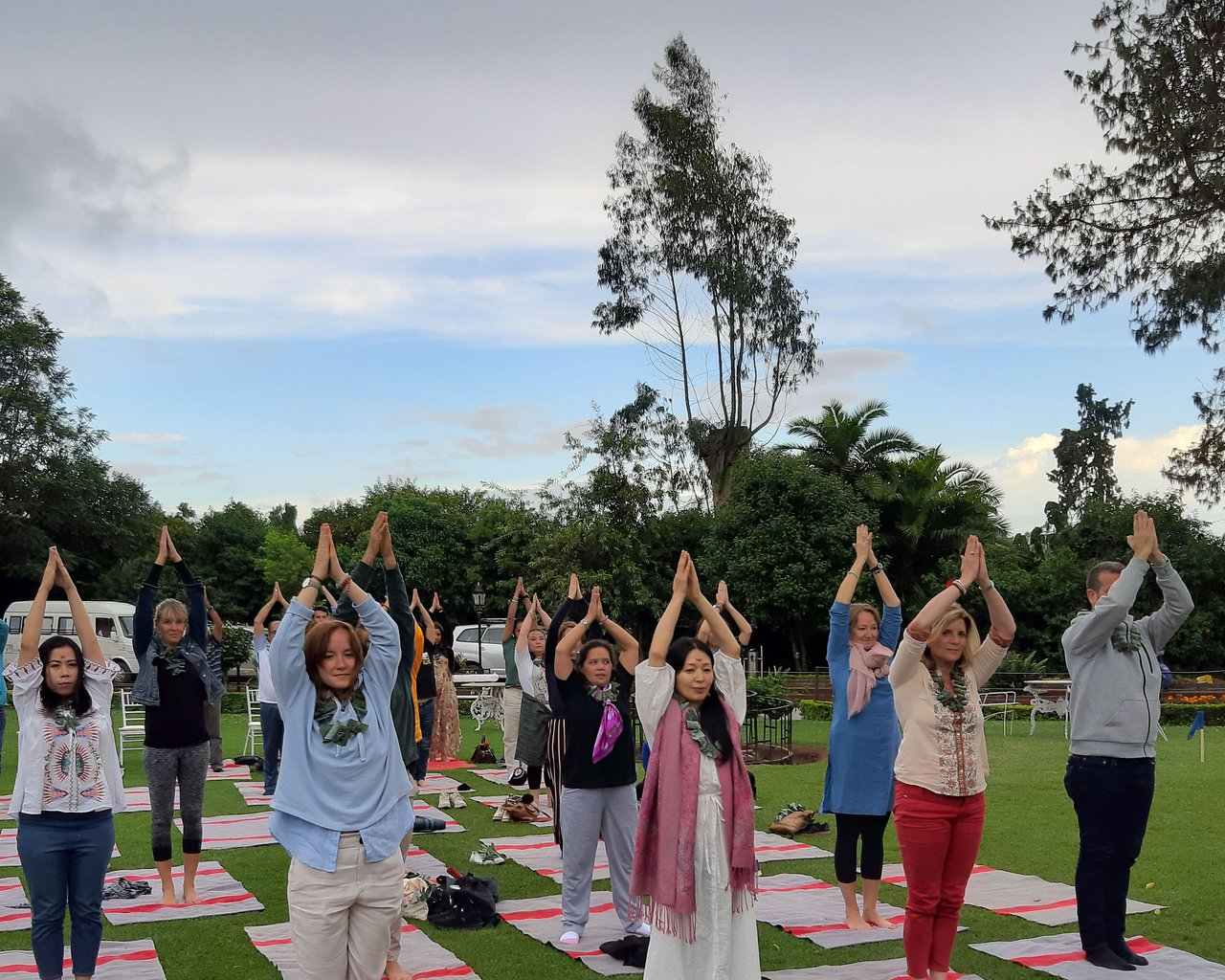 Yoga -  IHCL