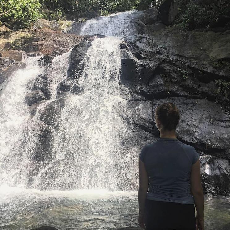 Nature walk - 7 Waterfalls Close to Colombo