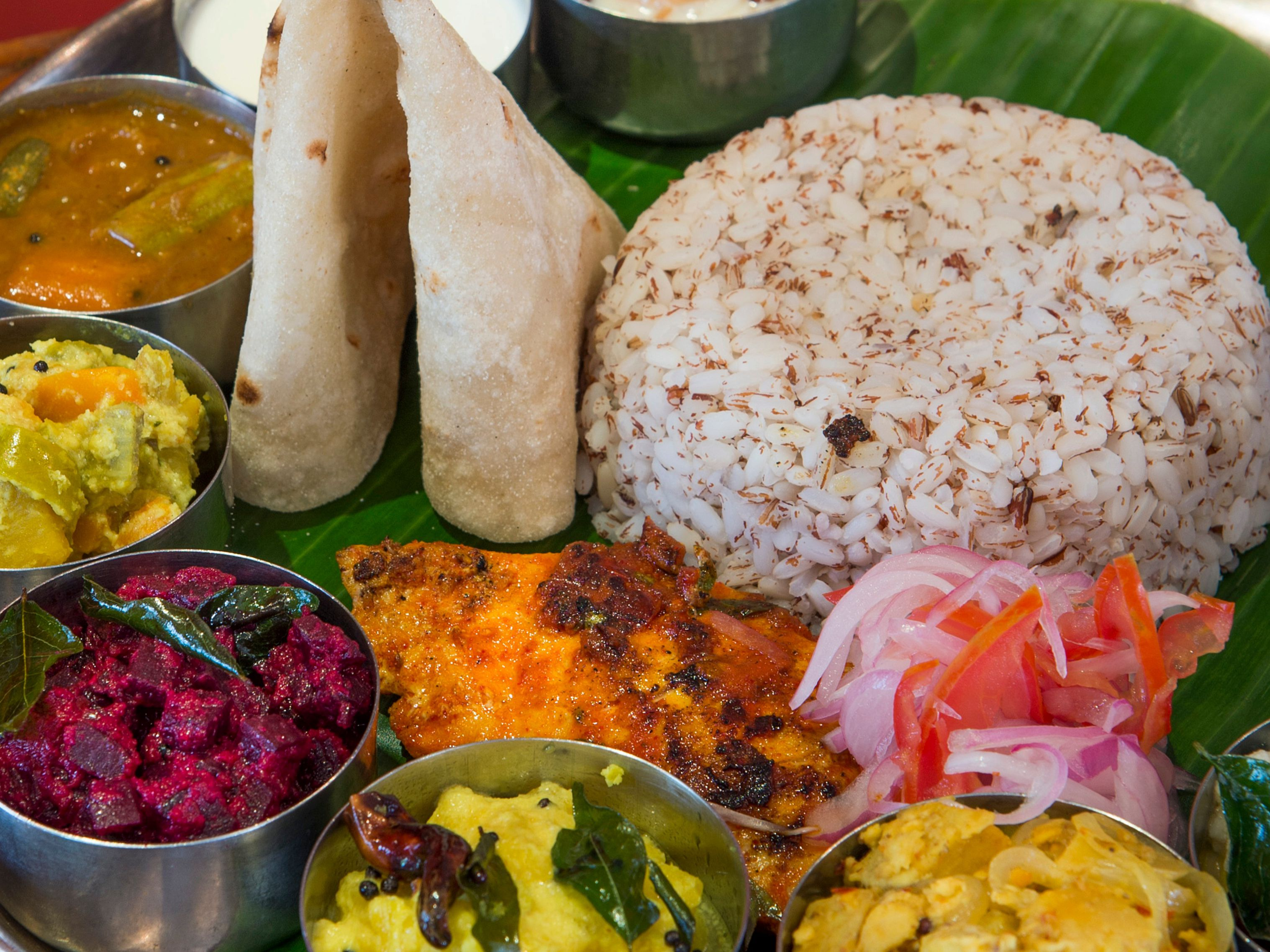 Organic spice farm tour and cooking