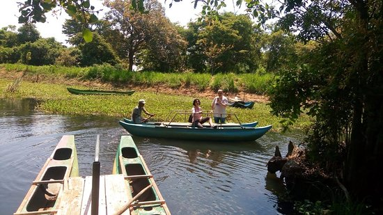 Inland Fishing with Lunch in Habarana