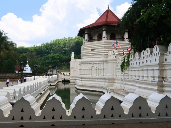 A Visit To The Temple Of The Tooth (UNESCO)