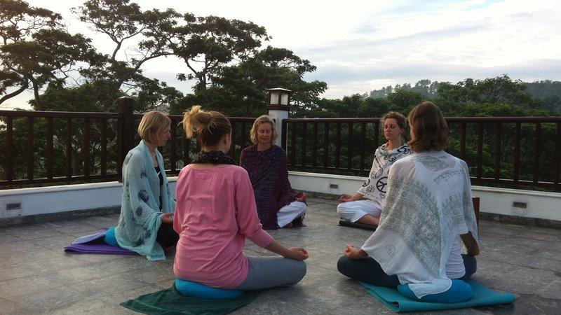 Meditation- Hosted Meditation and Mindfulness