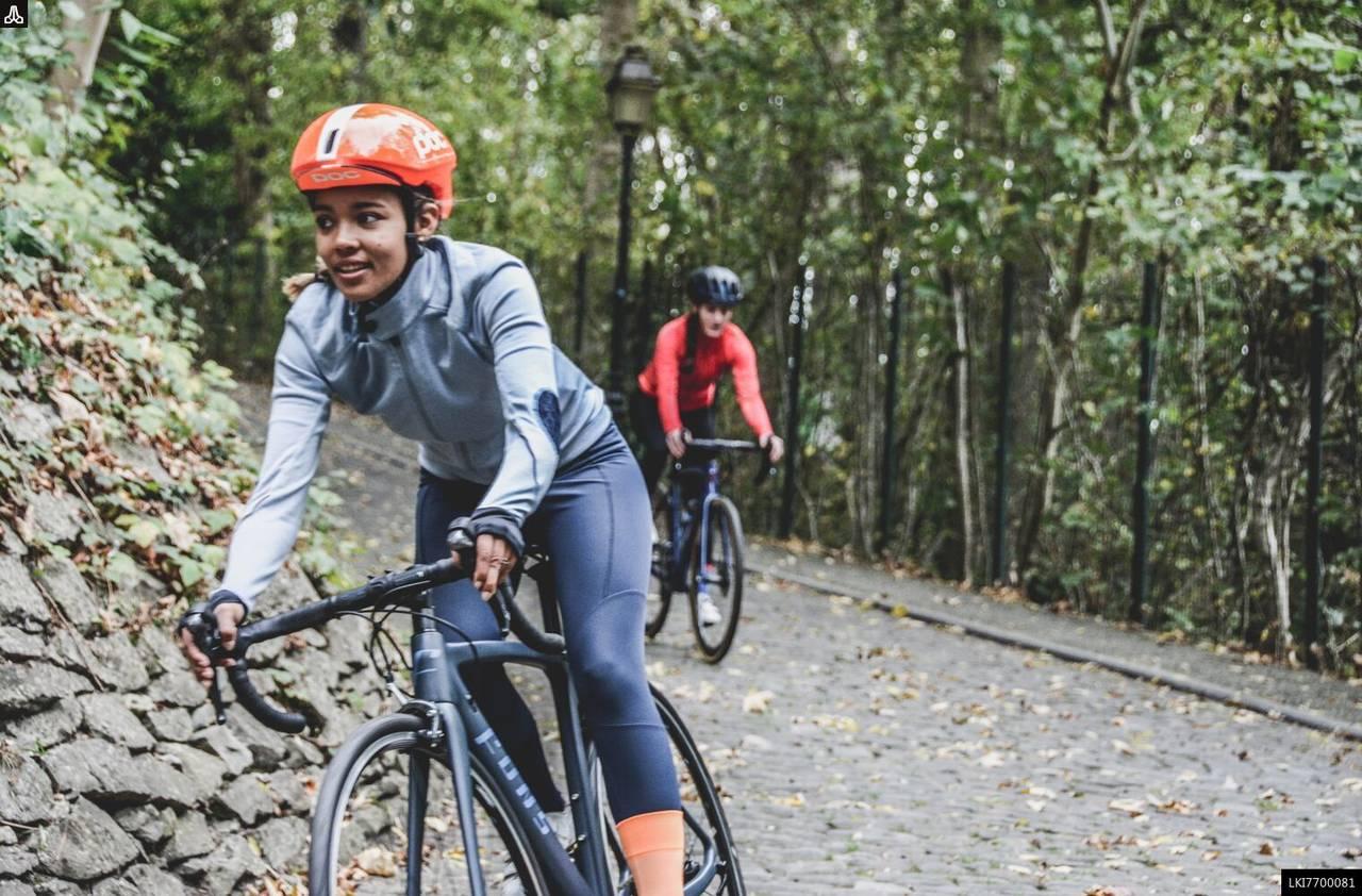 Cycling to Balana Fortress