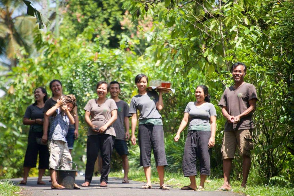Nature Walk with Organic Tea Tasting