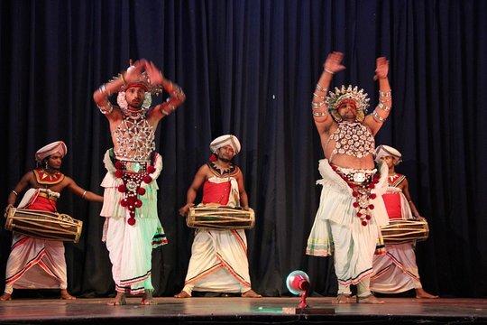 Attend A Kandyan Dance Performance