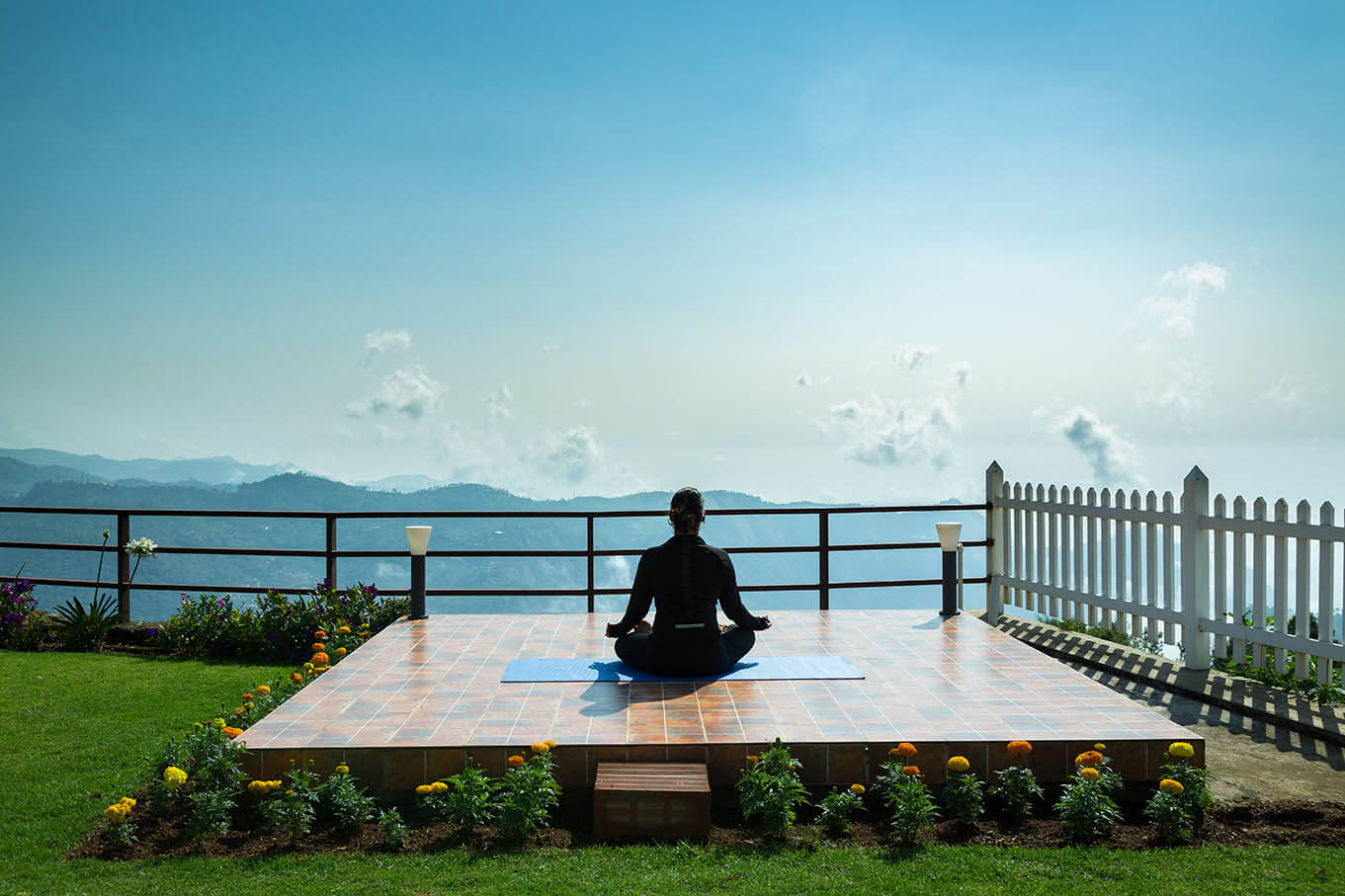 Rejuvenating Yoga and Meditation