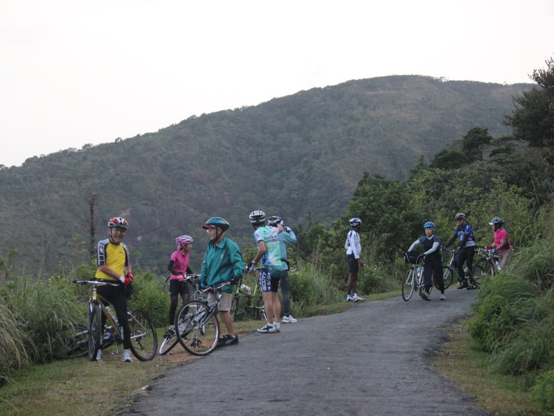 Epic Cycling in Meemure