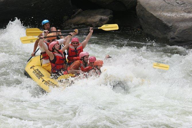 Rafting And Canyoning On The Kelani River
