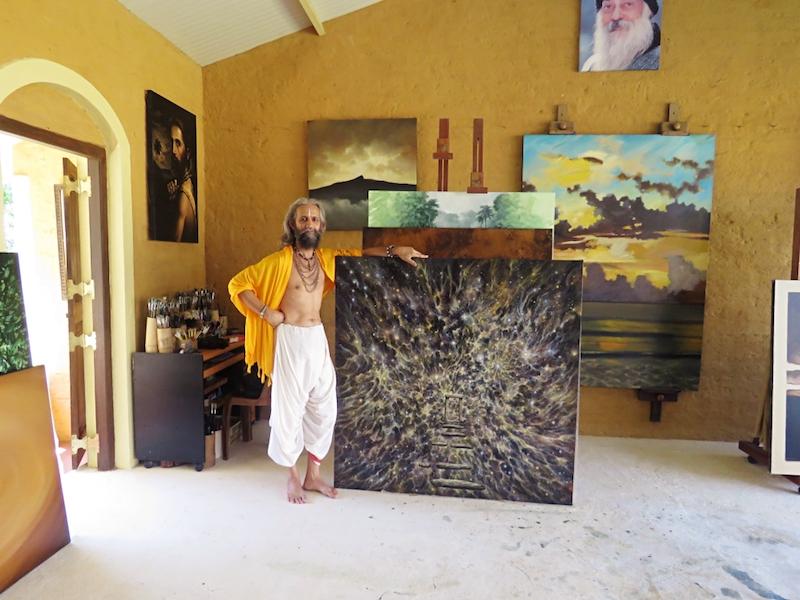 A Visit To Rahju's, an Artist Home