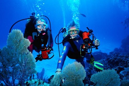 Scuba Diving - Experienced Divers