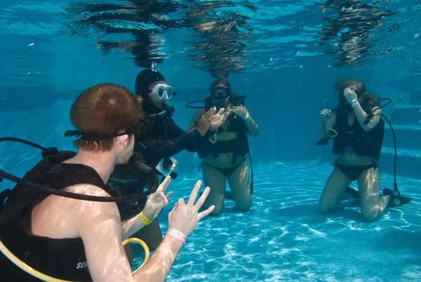 Scuba Diving - Beginners