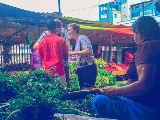 Food Walk - THE COLOMBO-FOOD AND CULTURAL EXPERIENCE
