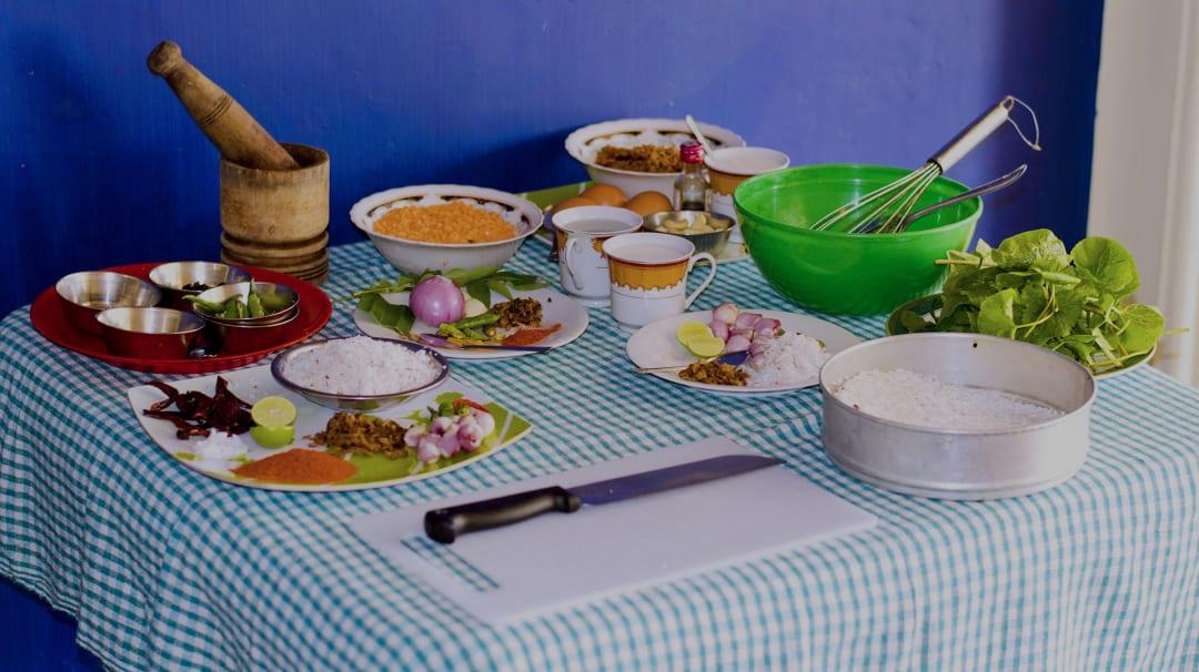 The Paddy Island Sinhala Cooking Class