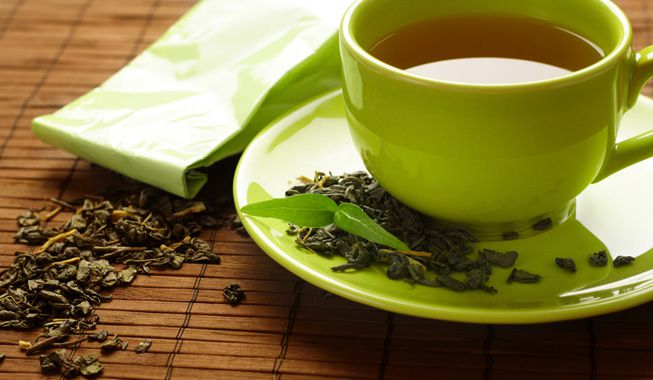 Organic Tea Tasting
