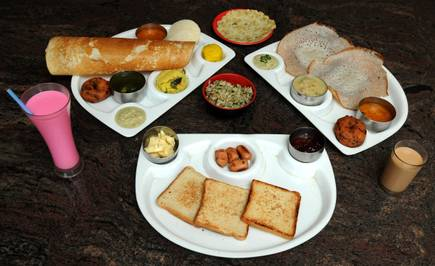 BREAKFAST-Teanest by Nature Resorts